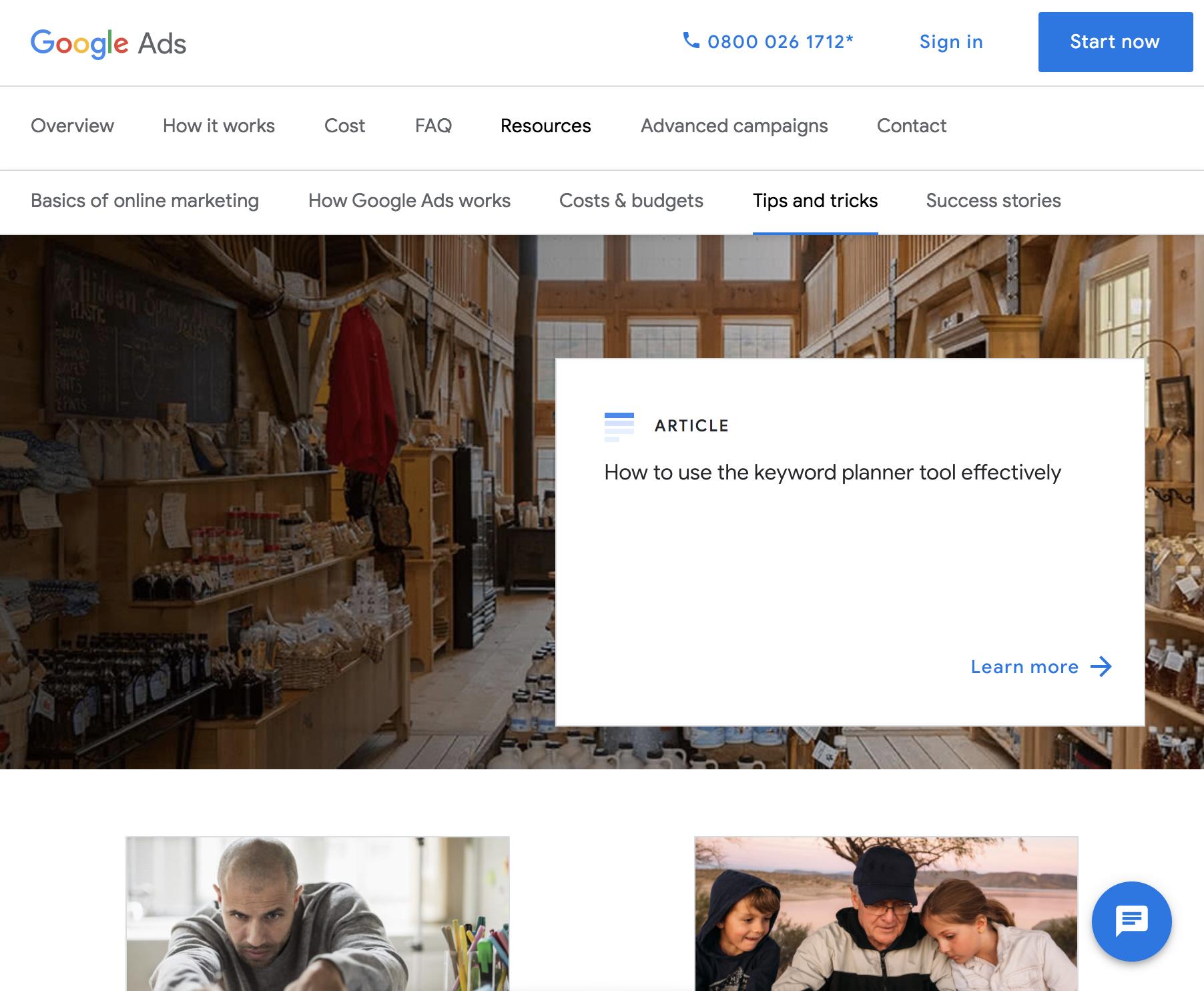 google-ads-experiement-tips-tricks